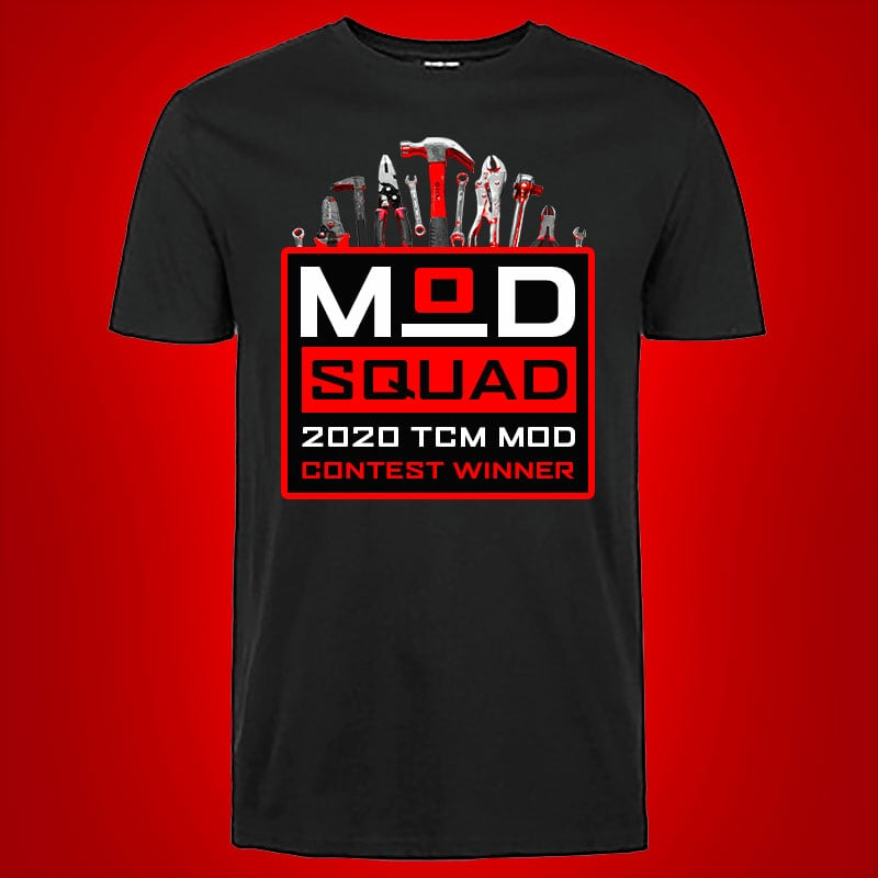 2020 Mod Squad T-Shirt Design