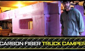 Carbon Fiber Camper Build