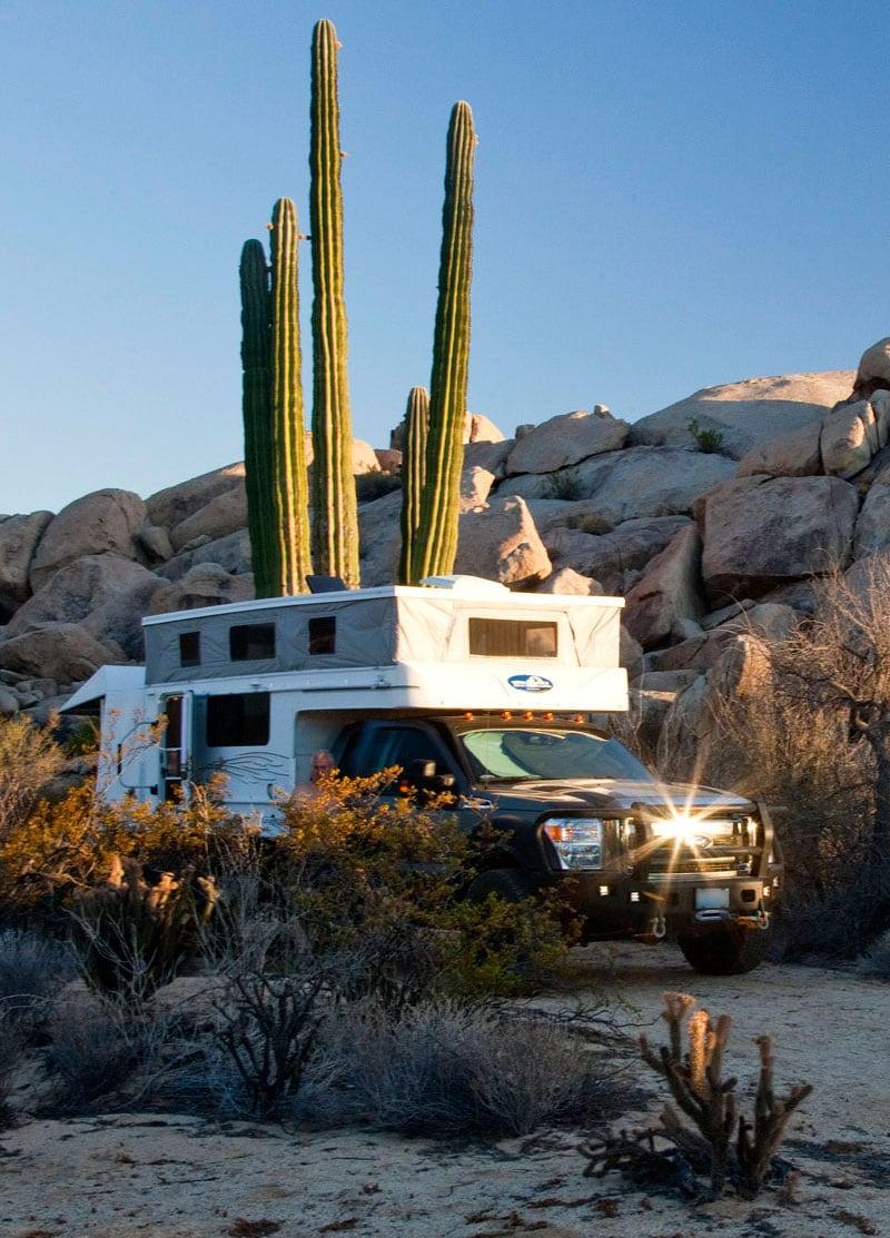 Cardon Phoenix Camper Baja