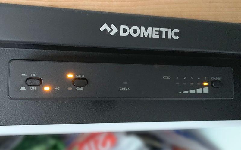 Dometic Freezer Control
