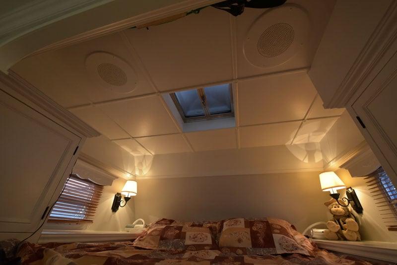 Mercier Cabover Ceiling