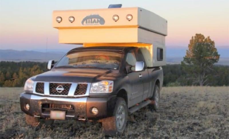 Titan Camper Carbon Fiber