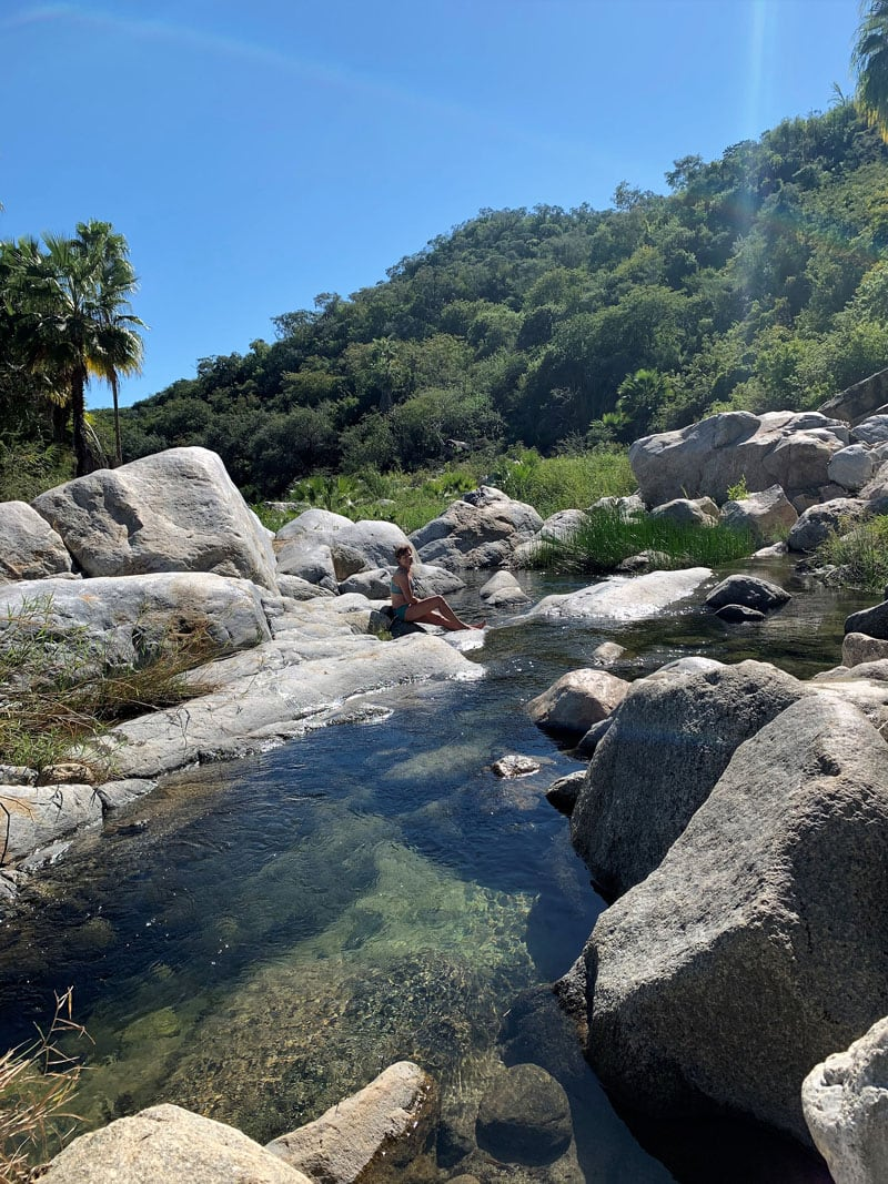 Hot Springs Baja