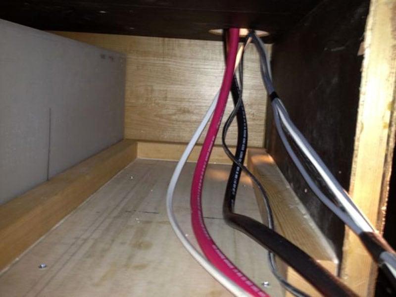 Camper Battery Wiring Basement