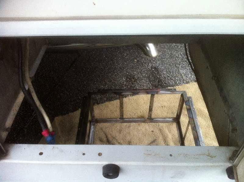 Generator Compartment BOX