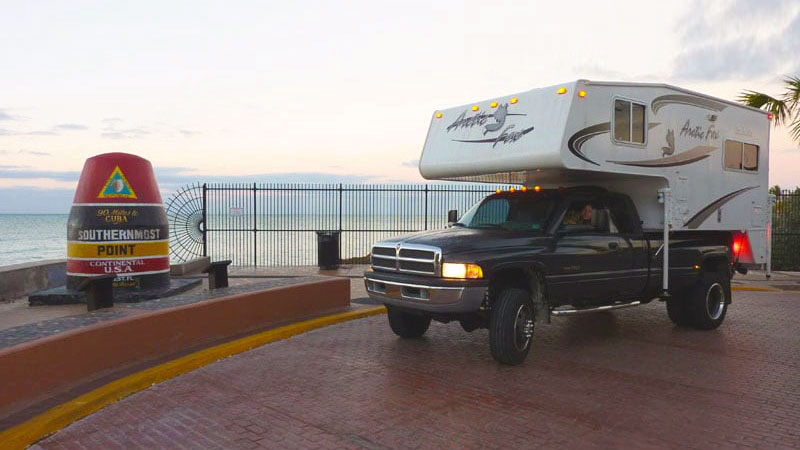 The Long Lost Florida Truck Camping Trip - Truck Camper Magazine