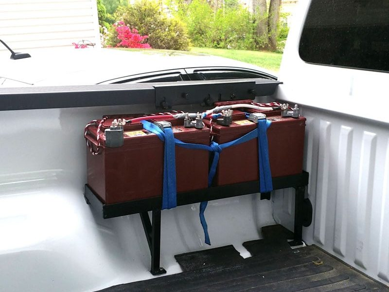 5 Extra Battery Storage Solutions For Truck Campers