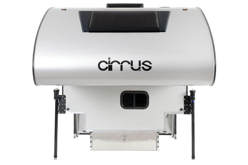 2021 Cirrus 820 Front Nose