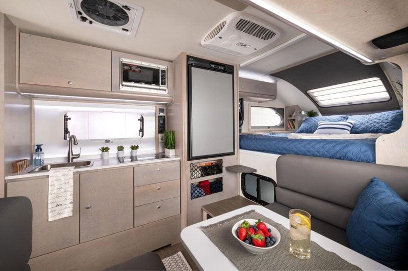 2021 Cirrus 820 Kitchen Refrigerator