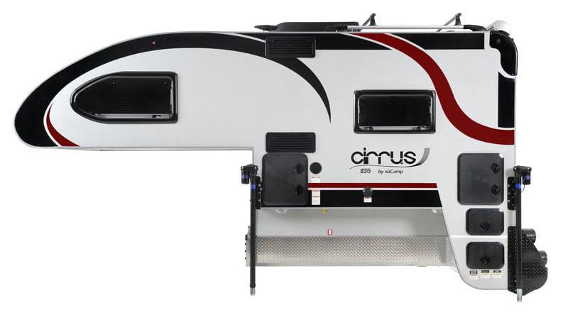 2021 Cirrus 820 Red Decals