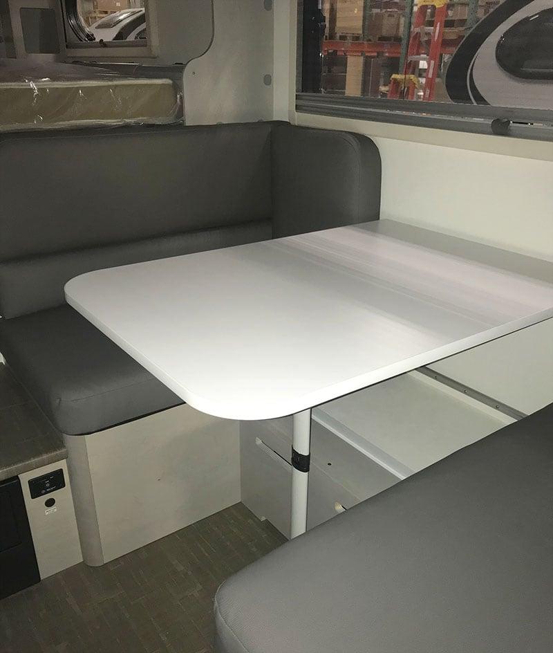 Cirrus 820 Dinette Table Standard