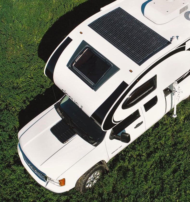Cirrus 820 Solar Panel