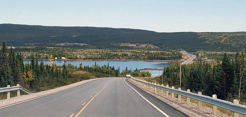 Labrador Roads