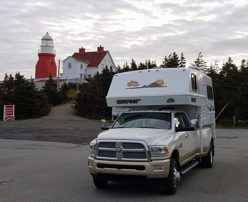 Long Point Lighthouse Twillingate