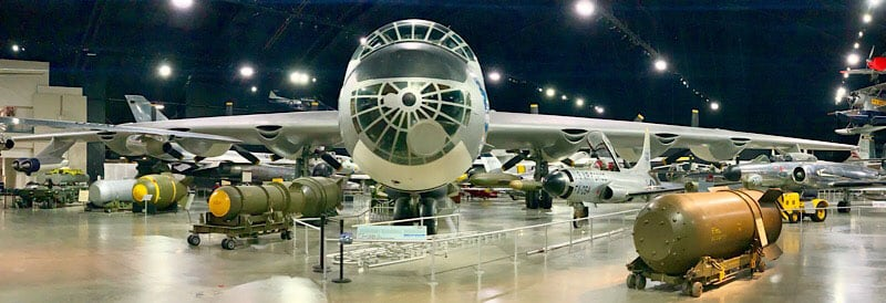 National Museum Of The US Air Force B 36