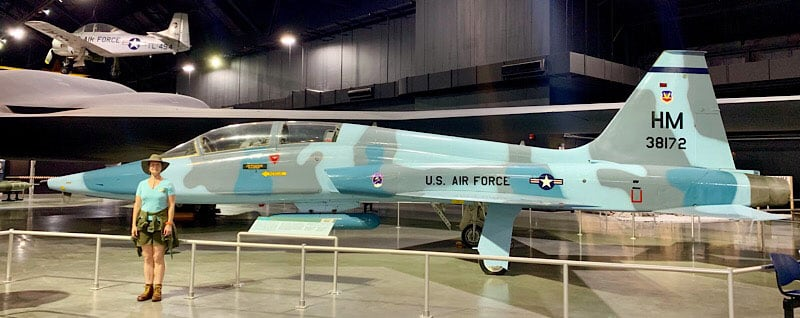 National Museum Of The US Air Force HM 38172
