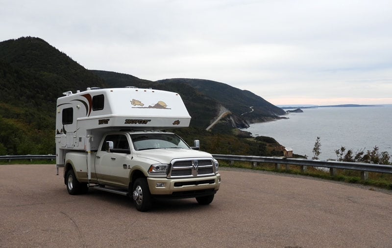 Nova Scotia On The Cabot Trail