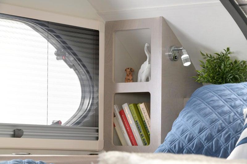 Cubbies Cirrus 820 Bedside Storage