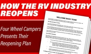Four Wheel Campers Coronavirus ReOpening Plan