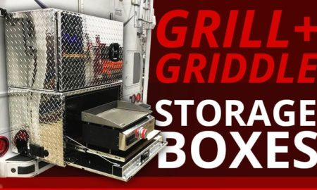 Griddle Boxes For Camper