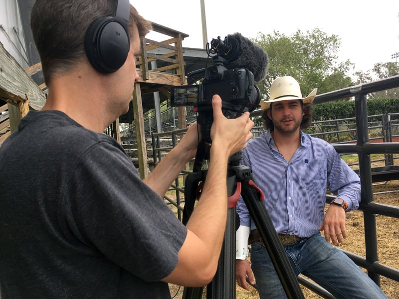 Jake Geiger Interview Bullfighter