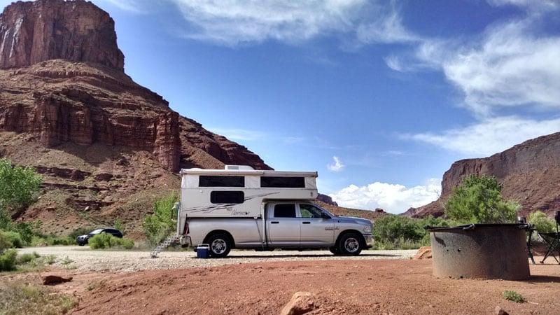 Northstar Camper Utah Camping
