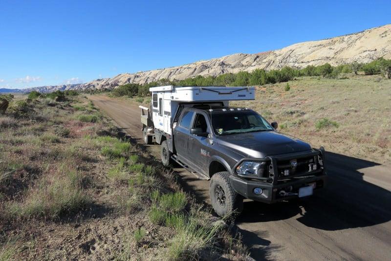 Notom Bullfrog Offroad Utah