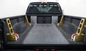 Roller Centering Device In Truck