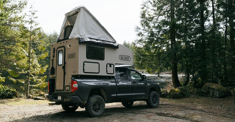 Scout Camper For Small Trucks
