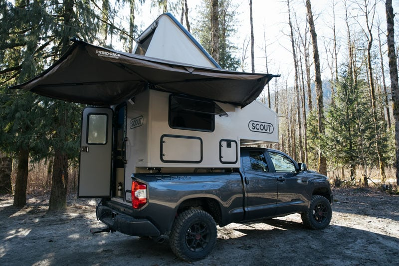 Scout Olympic Camper Awning