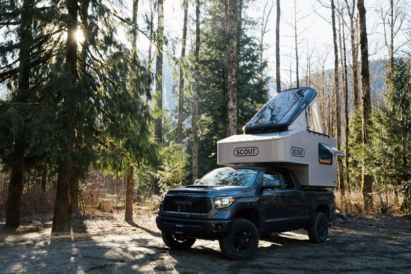 Scout Olympic Camper Offgrid
