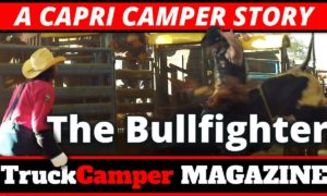The Bullfighter Capri Camper