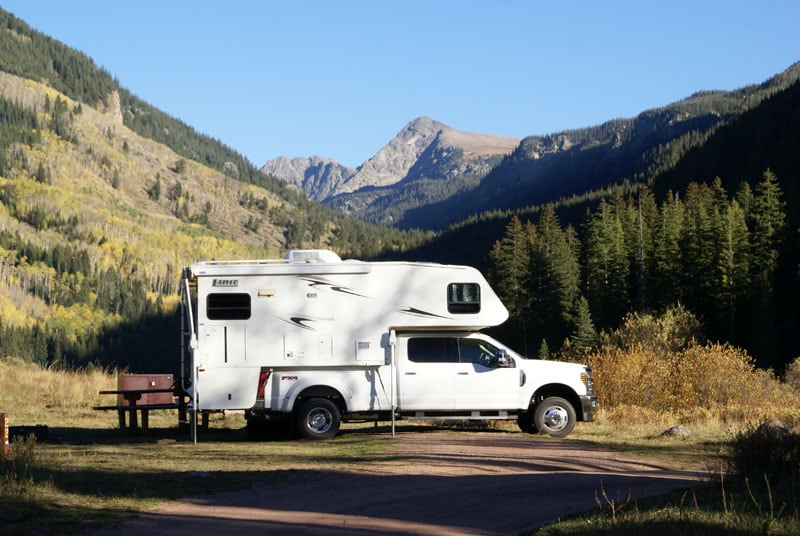 Going Gas: A Diesel Owner's Experience - Truck Camper Magazine