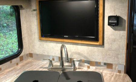 12V Flush Mount TV Finished