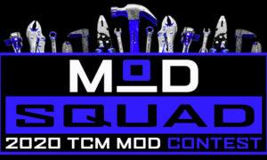 2020 Mod Squad Graphic DEEP BLUE