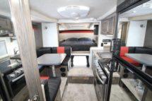 2021 Northern Lite 8-11EX LE Wet Bath Interior