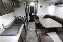 2021 Northern Lite Sportsman Plus Camper Interior