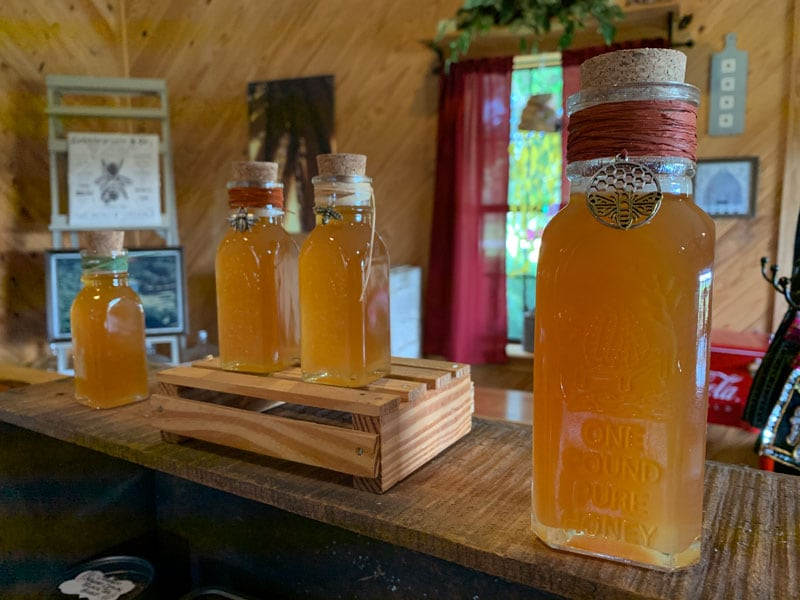 Bee Barn Honey, Zolfo Springs, Florida