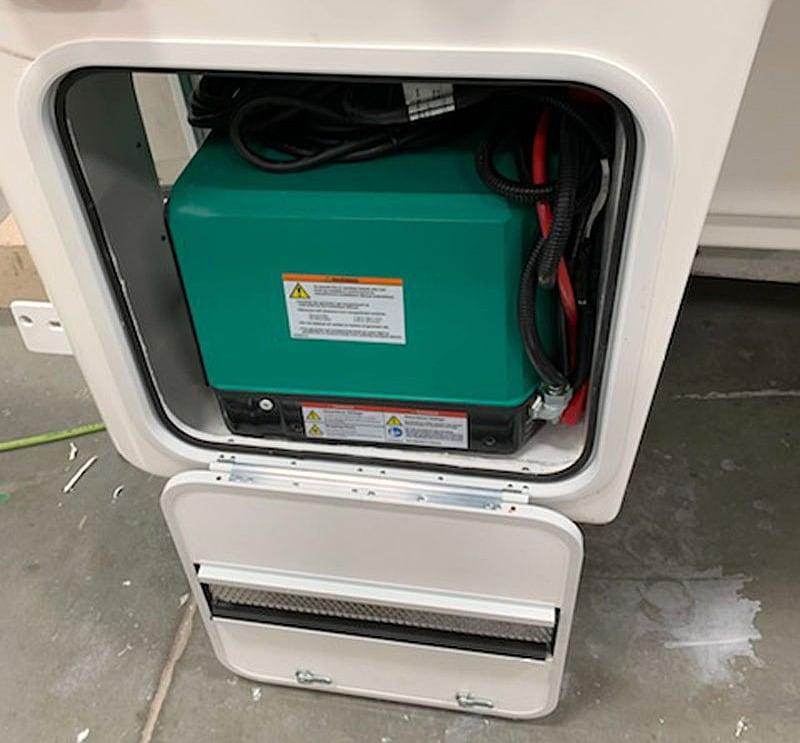 Northern Lite 8-11EX Onan Generator