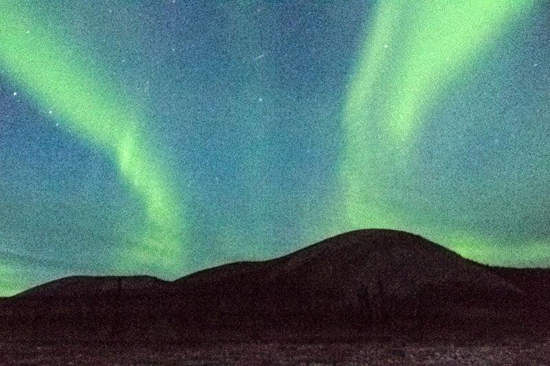 Green Auroras Dempster