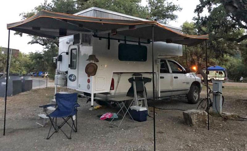 2019 Phoenix Camper Shell Model