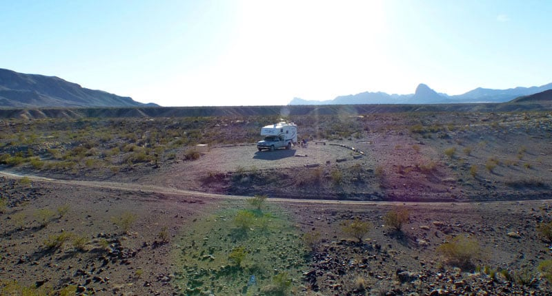 All By Yourself Isolated Big Bend