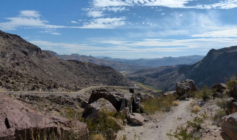Beauty Of Big Bend National Park