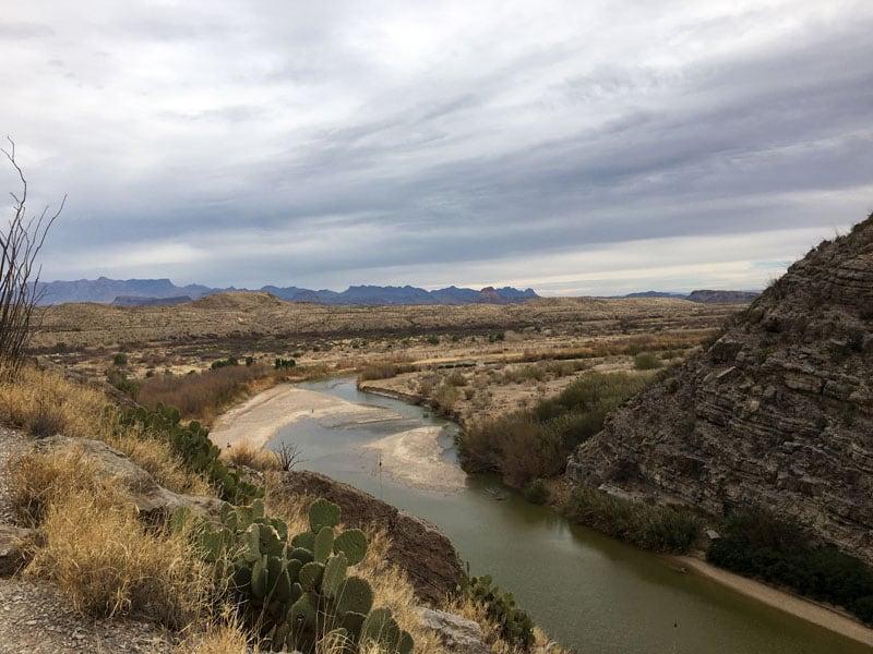 Big Bend Rio Grande River