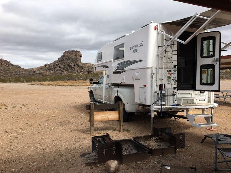 Big Bend Camp