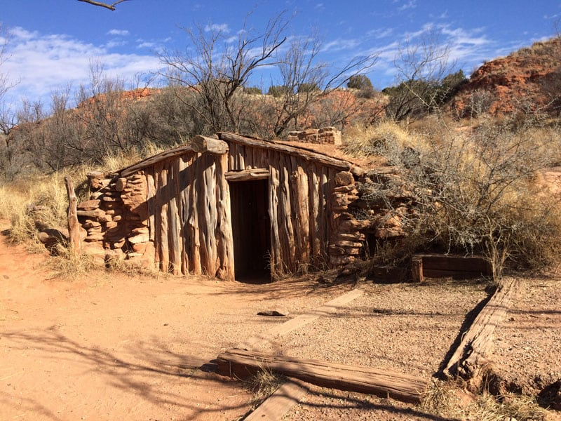Big Bend Little House