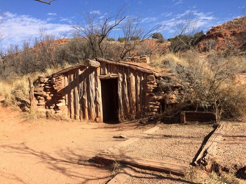 Big Bend Little House