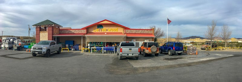 Cottonwood Grocery Store
