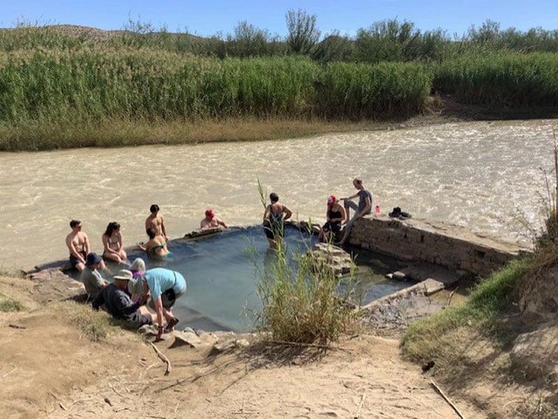 Hot Springs Big Bend