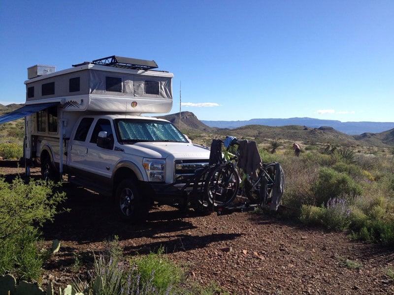 Pine Canyon Site 4